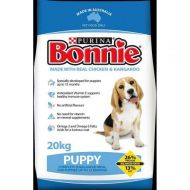 BONNIE PUPPY DRY DOG FOOD - 20KG