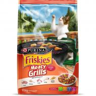 FRISKIES CAT FOOD 10KG - MEATY GRILLS