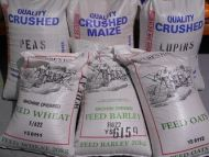 NATURES HARVEST CRACKED MAIZE 25KG